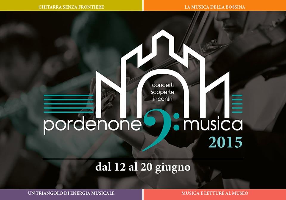 Pordenone fa musica 2015