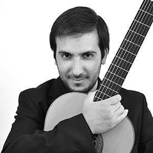 Andrea Angius - chitarra classica