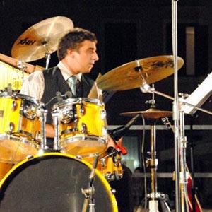 Giovanni Truant - batteria