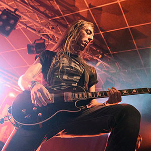 Ivan Odorico chitarra rock e metal