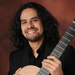 Josue Gutierrez - chitarra classica