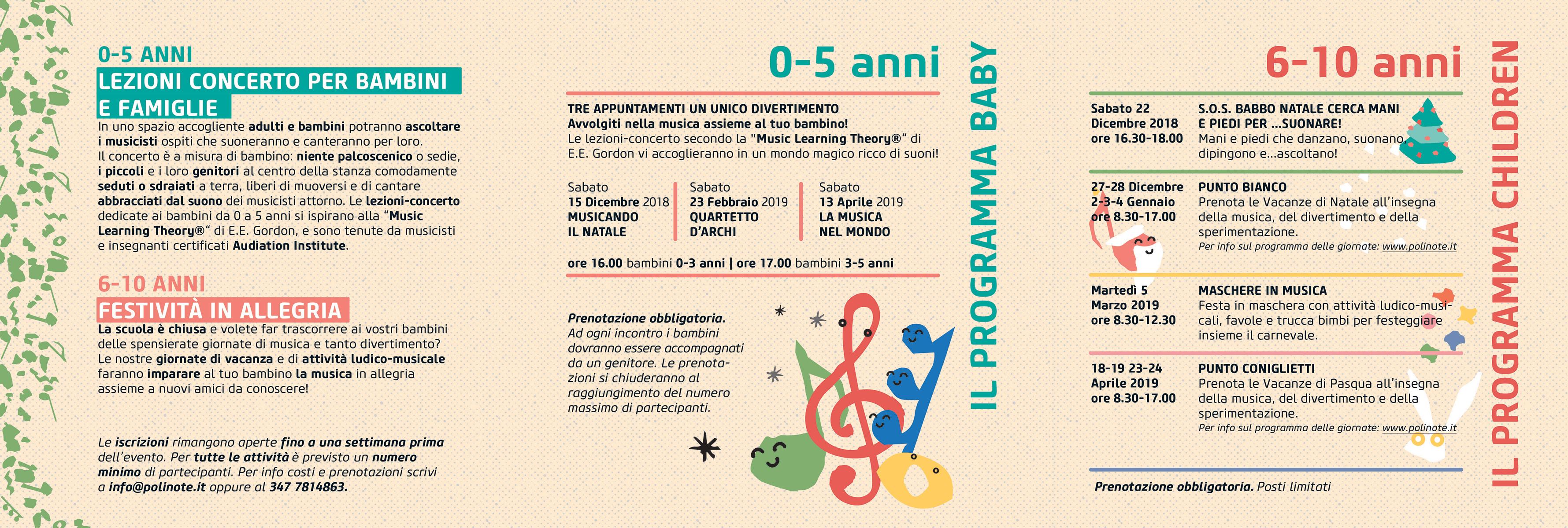 ea9d0eb6cf70 Eventi di Natale per bambini e genitori a Pordenone • Polinote