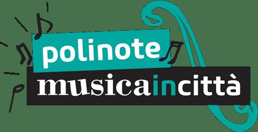 Polinote Musica in CIttà - Logo